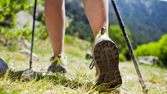 Nordic Walking: well-being from walking