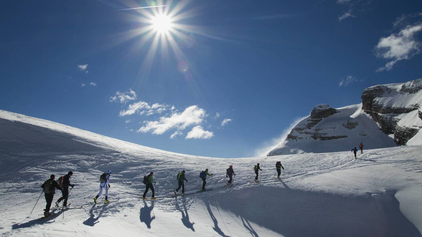 A passion for ski mountaineering
